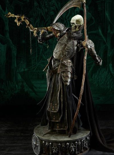 SS400283 Figura General Exaltado Demithyle, Court of Dead, Sideshow